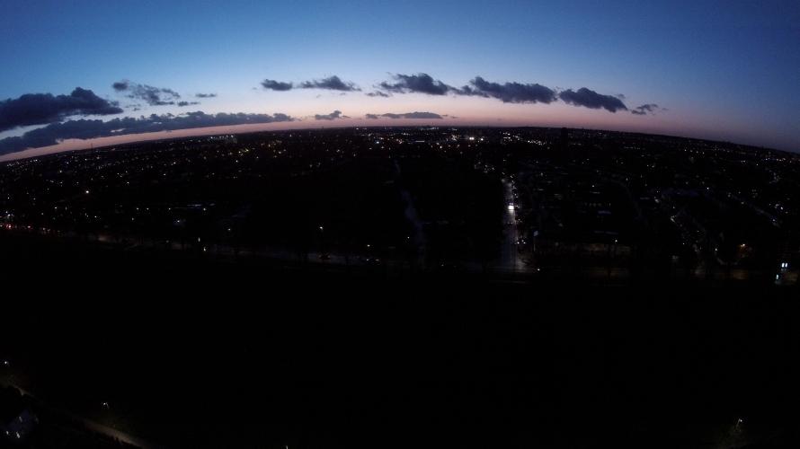 Photo: Dark Sunset