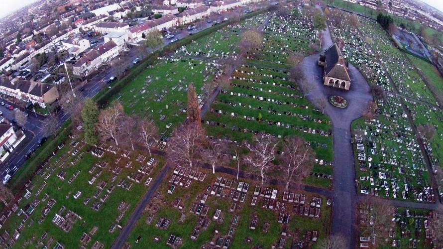 Photo: Graveyard 2