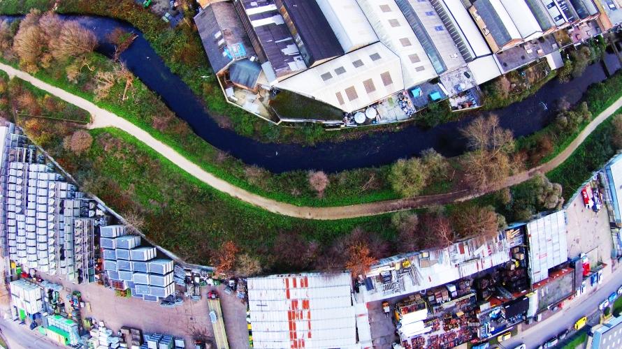 Photo: River in Wimbledon
