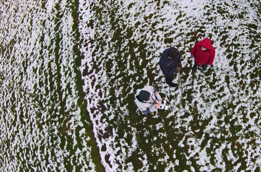 Snowy Ground