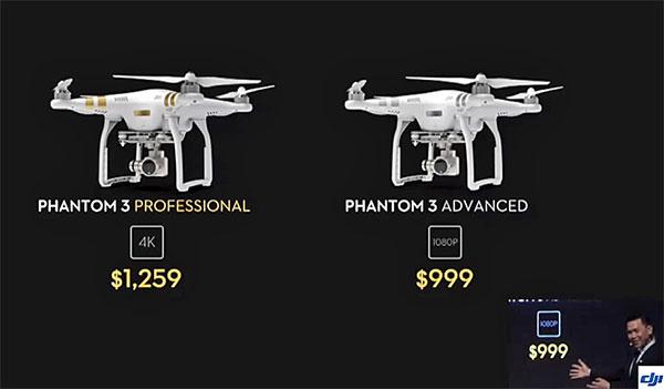 DJI-Phantom-3-Pricing